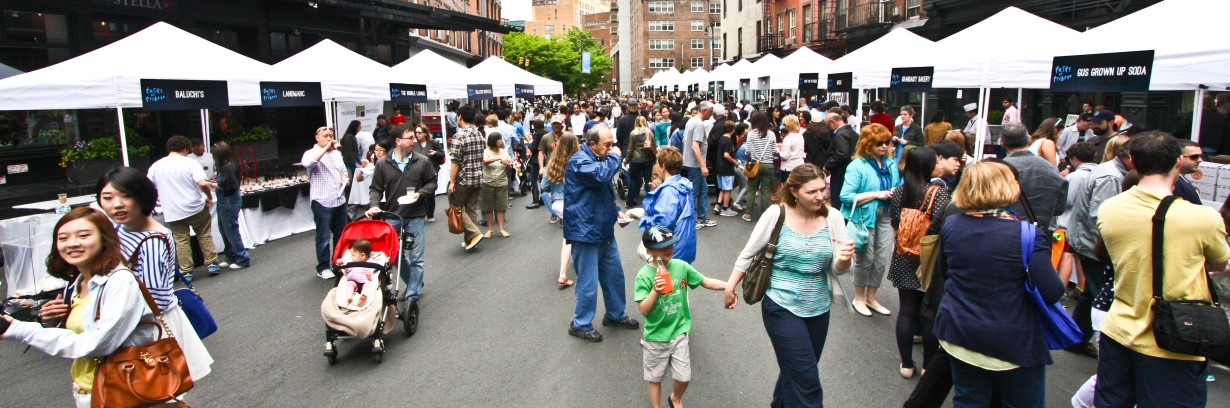 Taste of Tribeca | Photo by Jack Berman