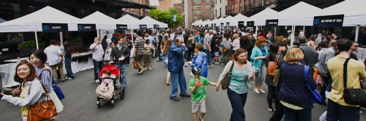 Restaurants Taste of Tribeca