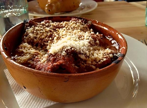 Max's Lasagna (photo courtesy of Max)