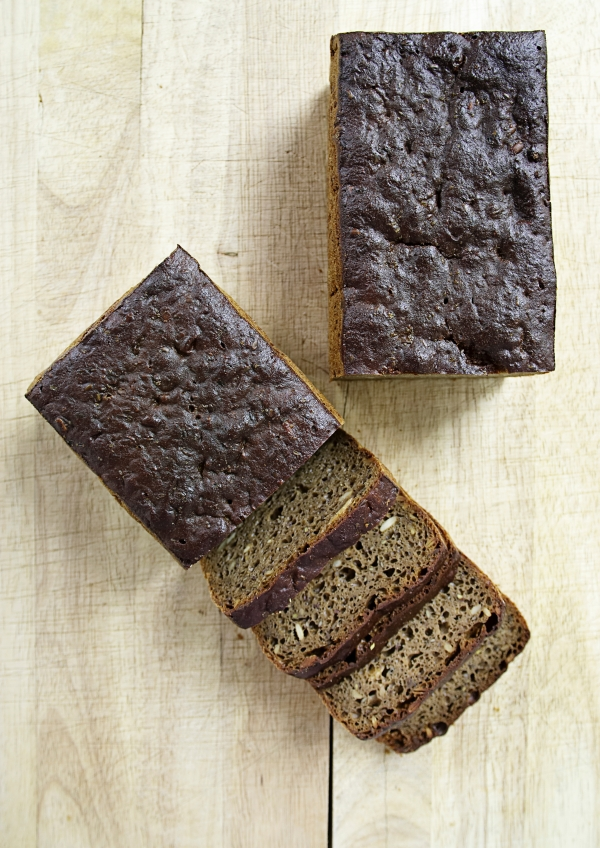 The Copenhagen's Home Baked Rye Bread (photo courtesy of The Copenhagen)