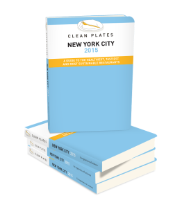 Clean Plates NYC 2015 GUIDE
