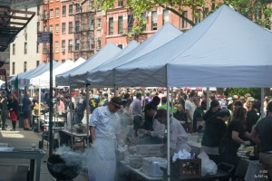 Taste of Tribeca - Photo by Cesar Kastoun