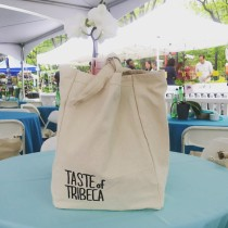 Taste Of Tribeca 2015 Premium Table with Gift Bag